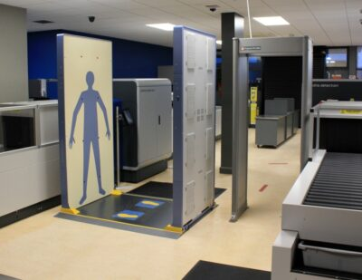 Rohde & Schwarz Installs First QPS Scanner at Kerry Airport