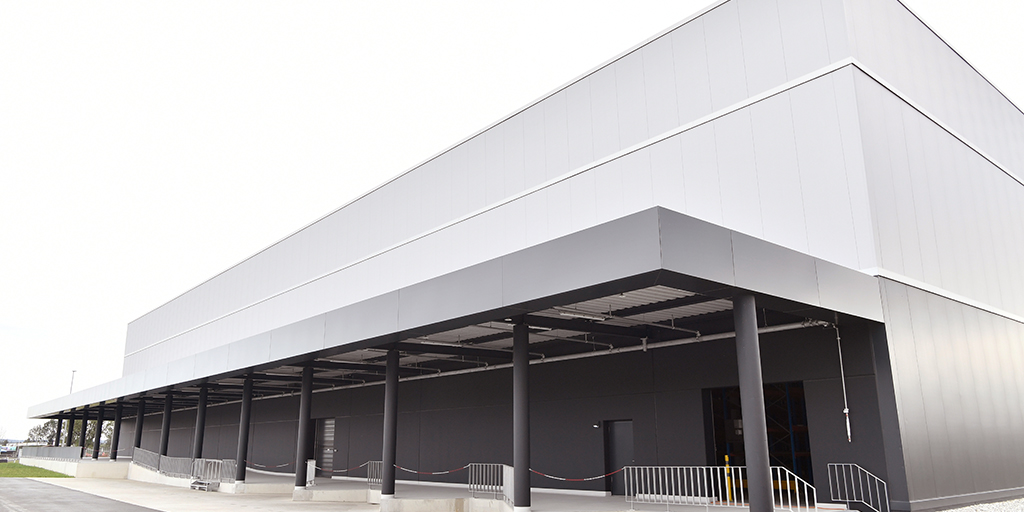 logistics center Munich Airport