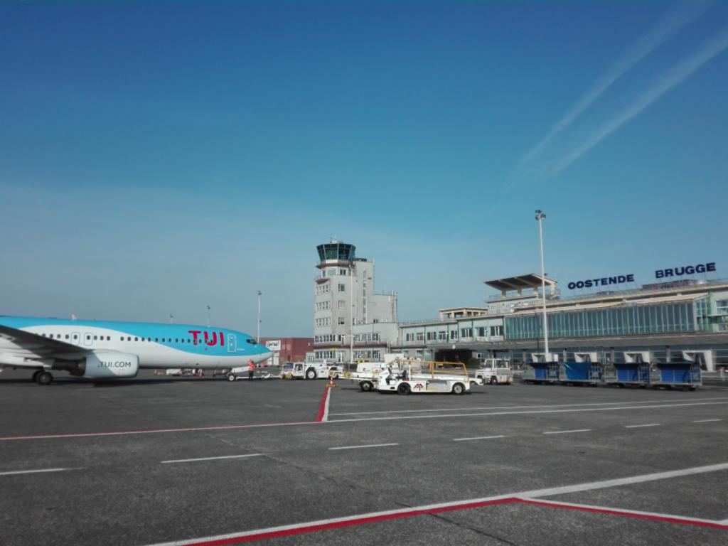 ostend airport cargo