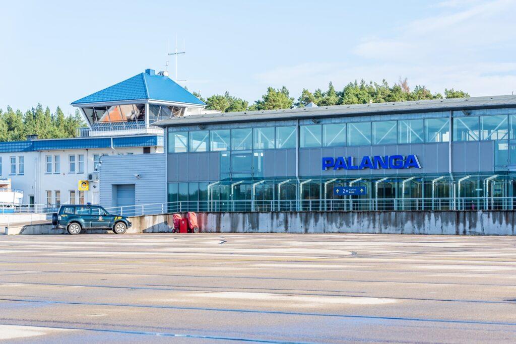 Palanga Airport runway reconstruction