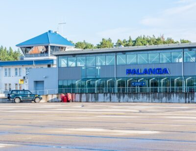 Latvia's A.C.B. Wins Palanga Airport Runway Reconstruction Tender