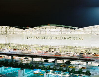 SFO Launches Rent Relief for Airport Concession Tenants