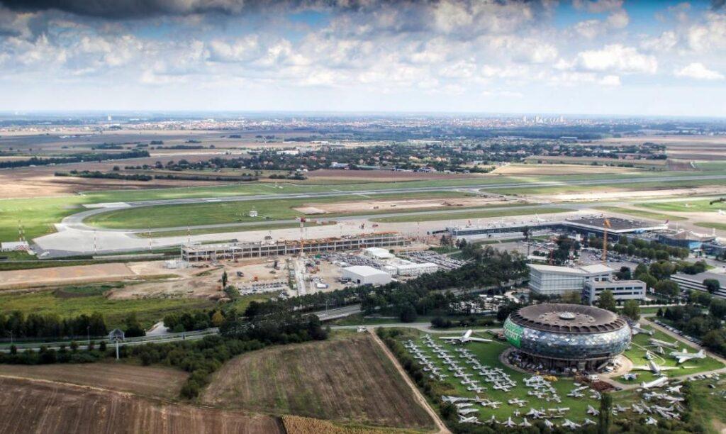 Vinci airports Belgrade