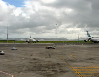 Auckland Airport Sets Future Path for Renewal of Airfield Surface