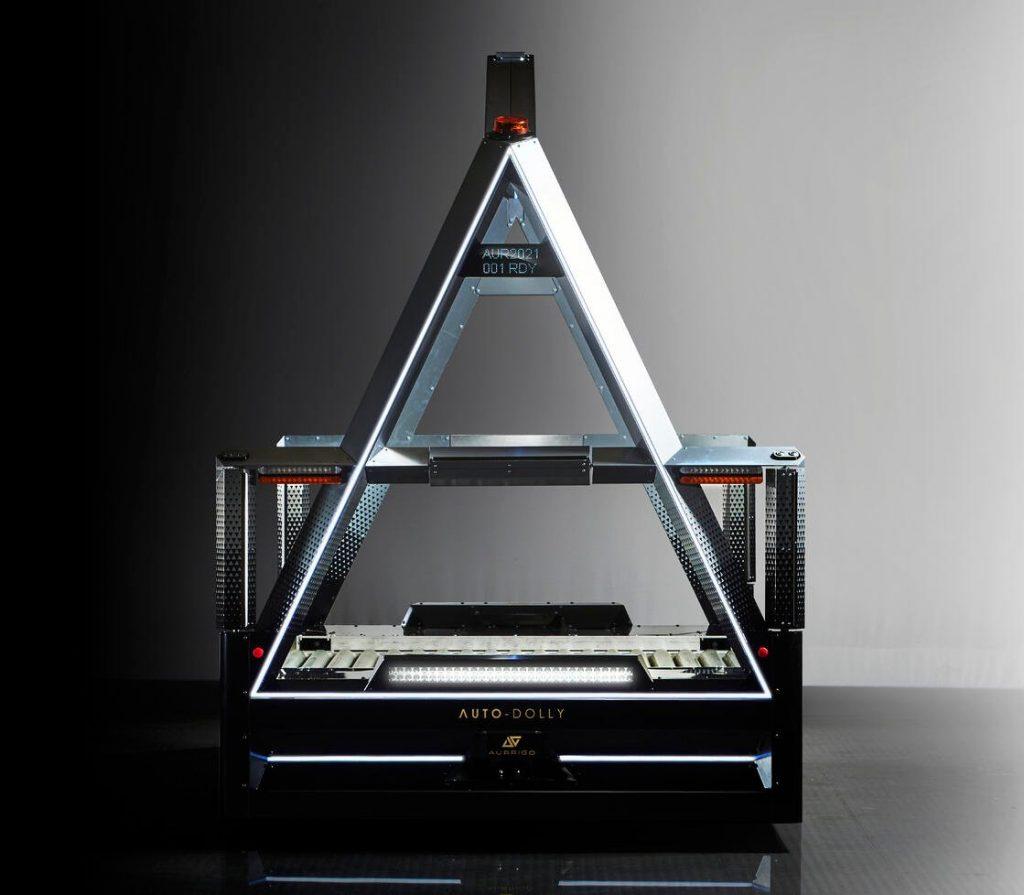 Aurrigo autonomous luggage