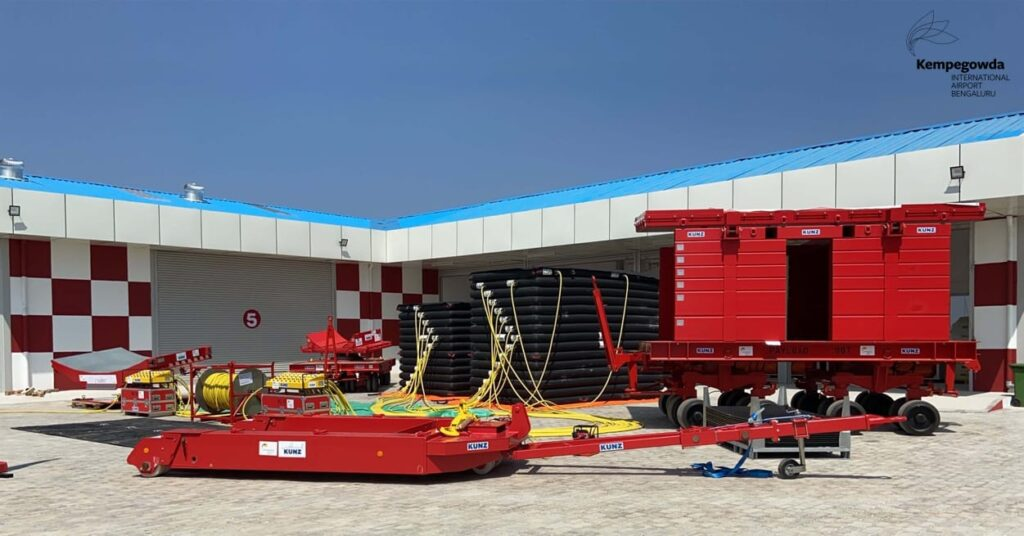 blr aircraft Recovery Equipment