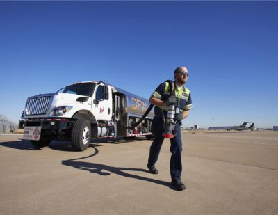 DFW Opens Full-Service FBO, Partners with Avfuel
