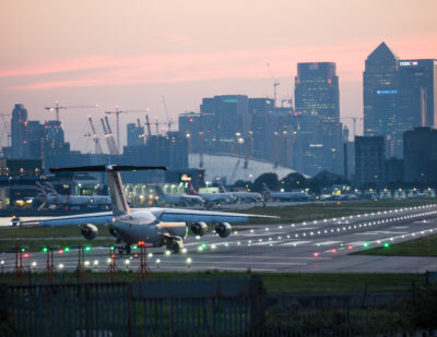 UK Government's Support Scheme for Airports Opens