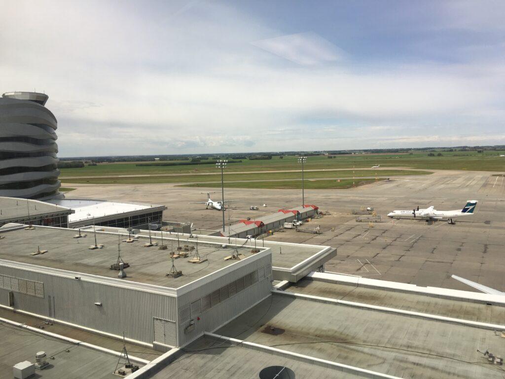 Edmonton cargo expansion