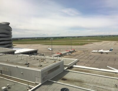 Edmonton International Airport: $36m Cargo Expansion