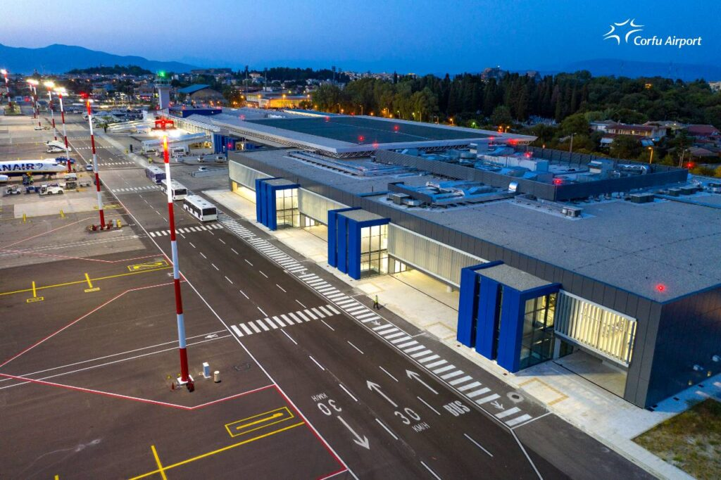 Fraport greece construction
