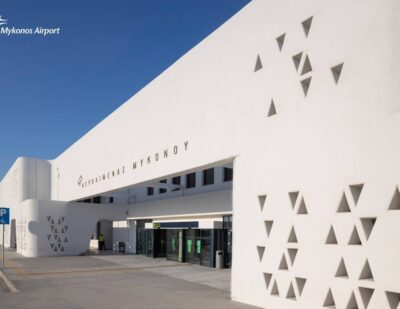 Fraport Greece Completes Four-Year Construction Program