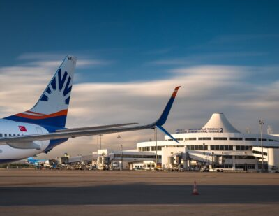 Fraport TAV Antalya Airport Concession Extended by Two Years