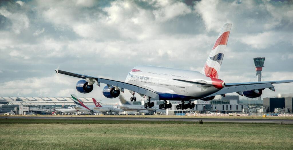 heathrow future flight