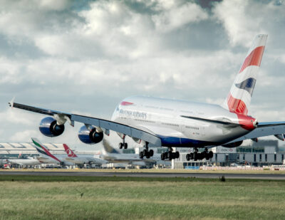 Heathrow Pitches Future Flight Challenge Concepts