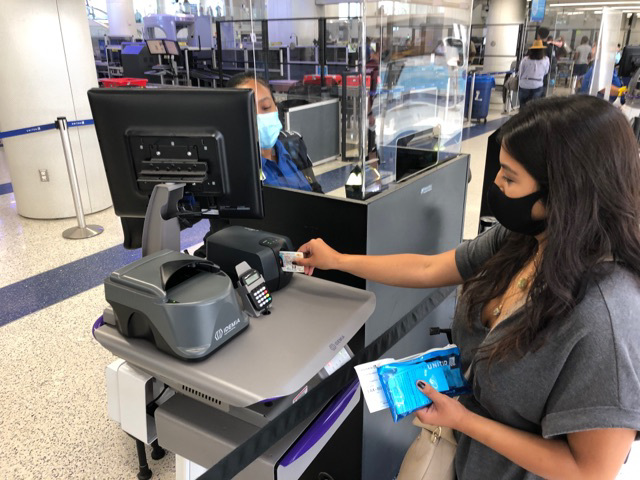 Automated Touchless Security Screening at LAX