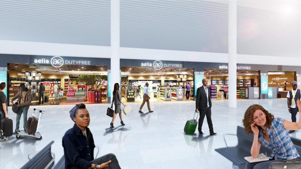 Lagardère tanzania exclusive concession dar