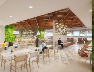 Escape Lounge from MAG USA Coming to FLL