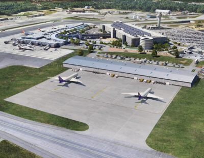 MHT and Aeroterm to Develop Multitenant Cargo Facility