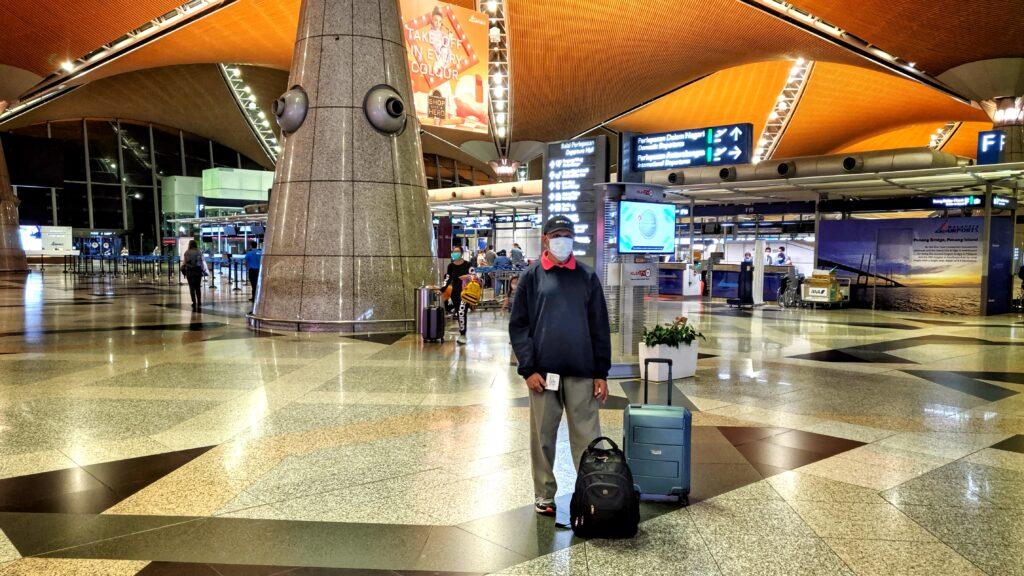 Malaysia Airports Security Screening PRS