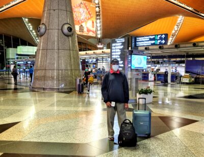 Malaysia Airports Deploys a Safer and Faster Security Screening Process