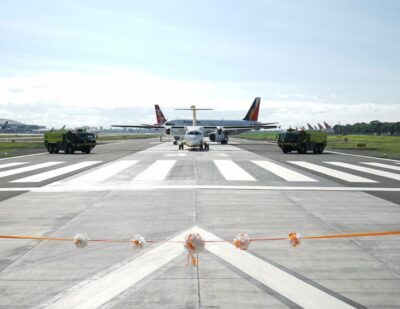 Inauguration of Upgraded Airside Facilities at Ninoy Aquino