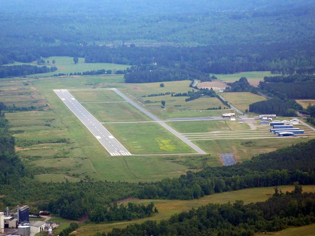 Improvements North Carolina Airports