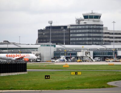 ParkIT Powers New Manchester Airport Contact-Free Valet Car-Park