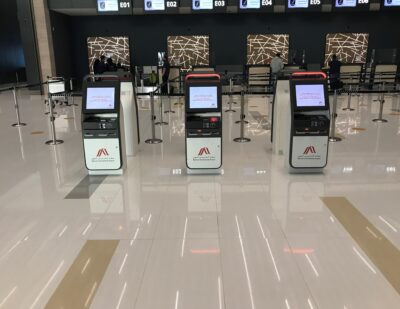SITA Injects Low-Touch Solutions into Bahrain International Airport