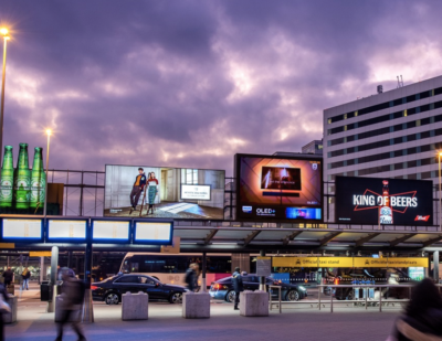Royal Schiphol Group Combines Advertising Power of Four Dutch Airports