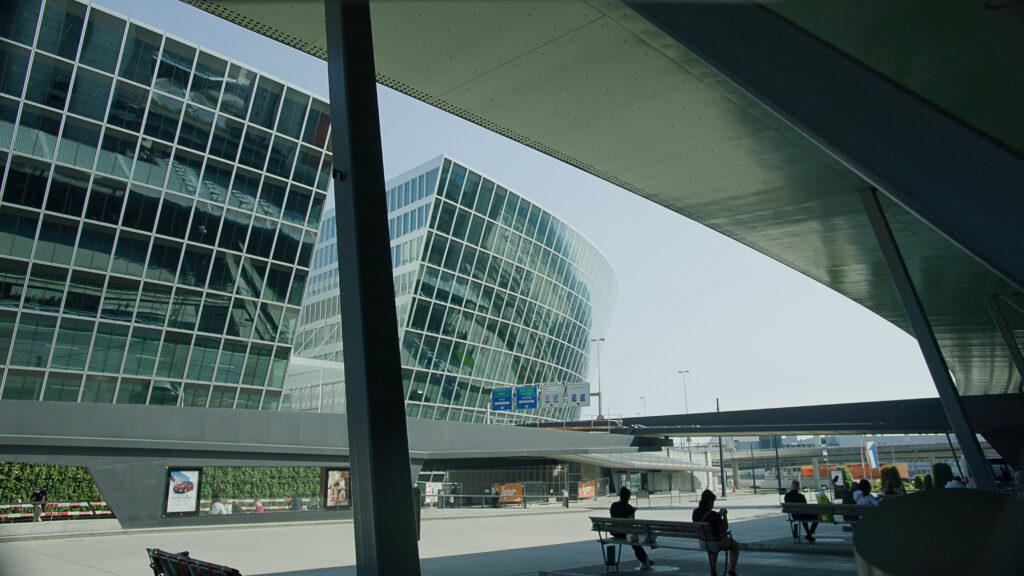 Siemens Zurich Airport