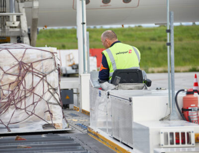 Swissport Wins Lufthansa Cargo Contract at Heathrow