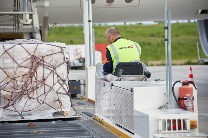 Swissport Lufthansa Heathrow
