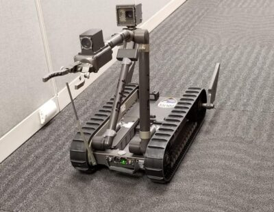 Tucson Airport Authority Police Department Adds EOD Robots to Force