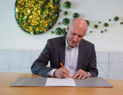 Vanderlande Commits to Amazon and Global Optimism's Climate Pledge