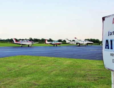 Woolpert: Master Services Agreement for Jasper County Airport