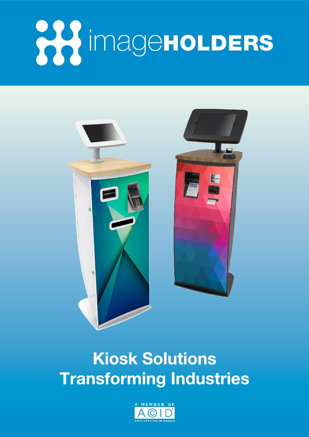 Kiosk Solutions – Transforming Industries