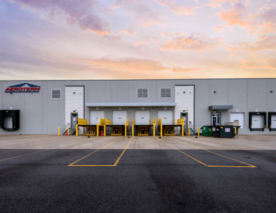 Aeroterm Completes State-of-the-Art, Multi-Tenant Facility at CVG