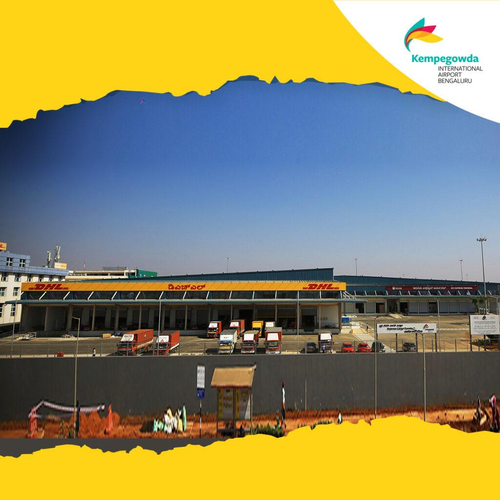 BIAL cargo terminal