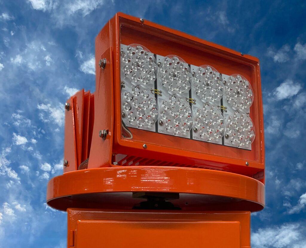 Boca Raton led rotating beacon