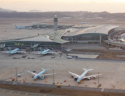 Incheon Achieves First Level 4 Airport Customer Experience Accreditation