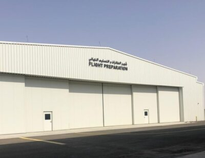 Jewers Doors Calidus LLC at Al Ain International Airport