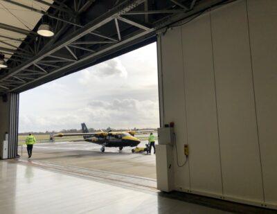 Jewers Doors Doncaster Airport 2