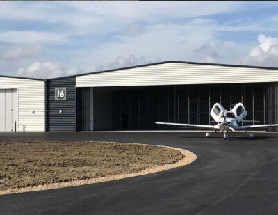 Jewers Doors Former Daedalus site in Hampshire, Solent Airport