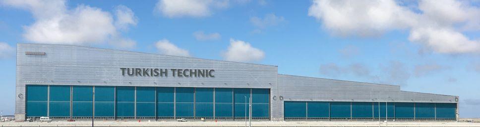 Turkish Technic at the new IGA Istanbul Airport – 2 sets of our Esavian Type 126 Sliding hangar doors – 2020