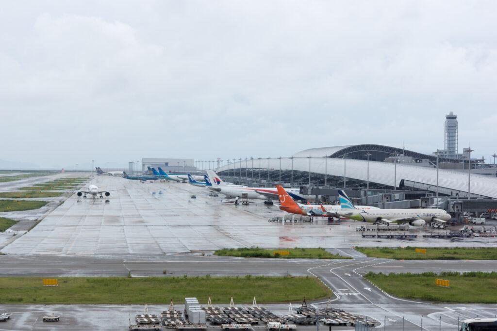 Kansai Airports zero emissions