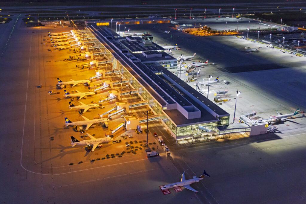 Munich Airport Climate Neutrality