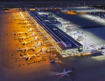 Munich Airport Working Towards Climate Neutrality