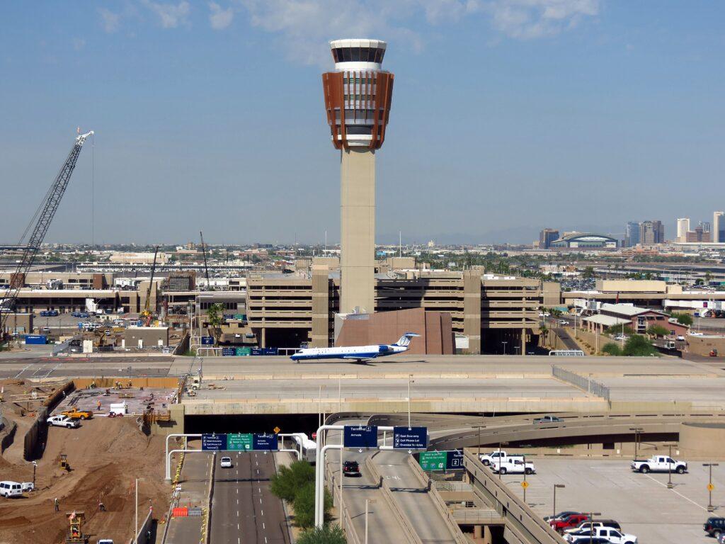 phoenix airports gbac star