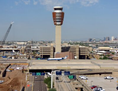 All Three City of Phoenix Airports Receive GBAC STAR Accreditation